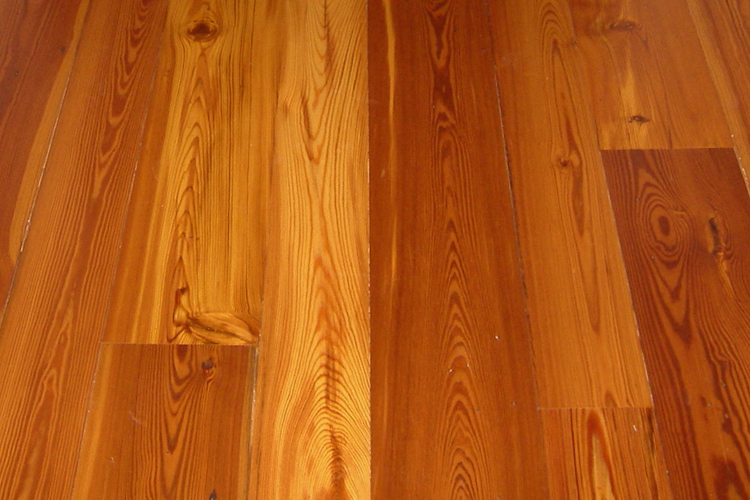 Antique Heart Pine Flooring Georgia Reclaimed Wood