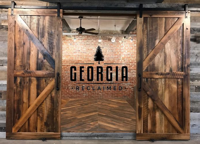 Georgia Reclaimed Wood Products Barnwood Beams And